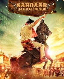 Sardaar Gabbar Singh Hindi poster
