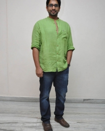 Director Sathya Prabhas Pinisetty