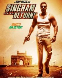 Singham Returns First Look Posters