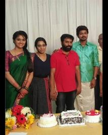Vijay Birthday Celebration Photos