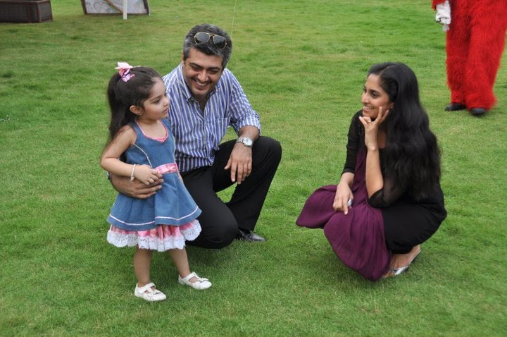 Ajith Family