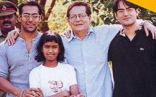 salu's family
