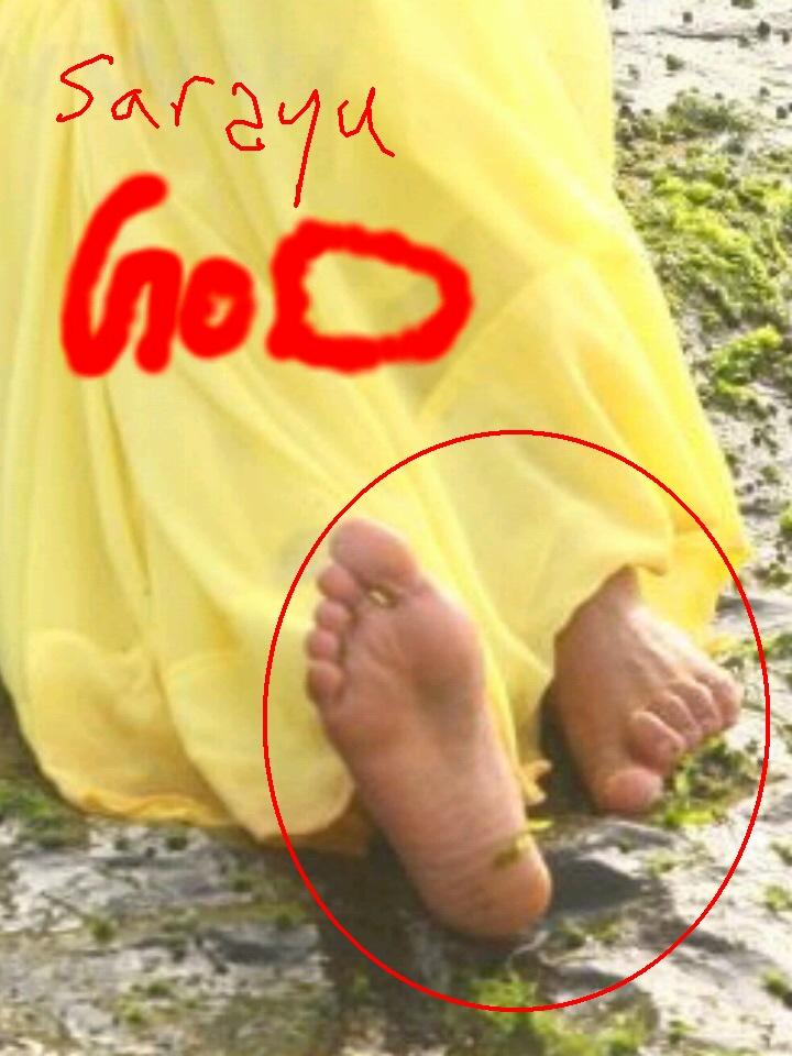 Sarayu god