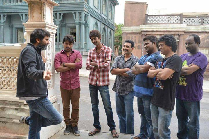 AD working still