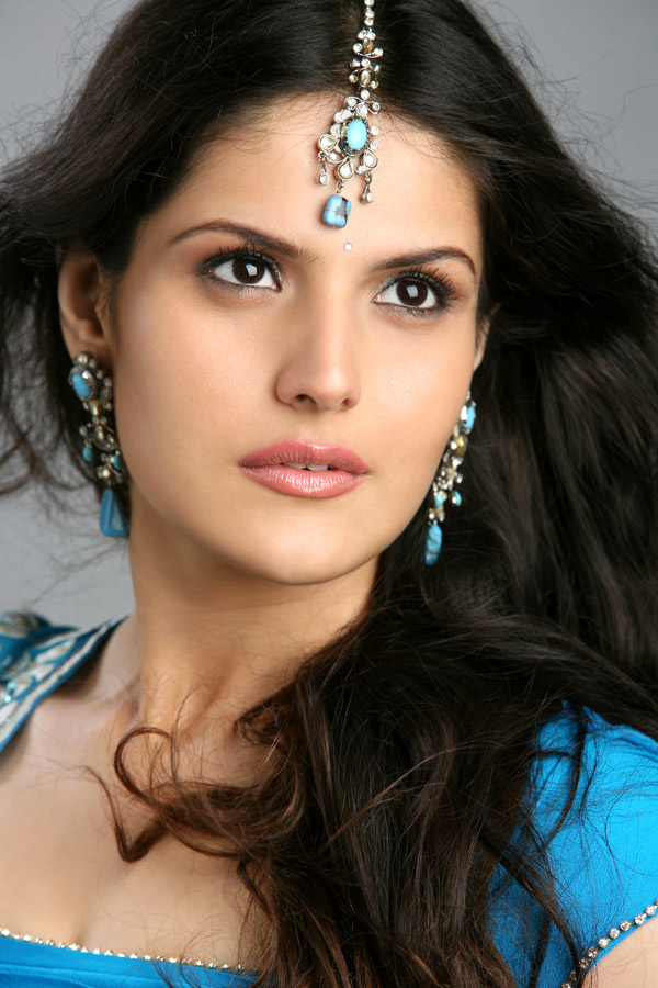 Princes Zarine Khan