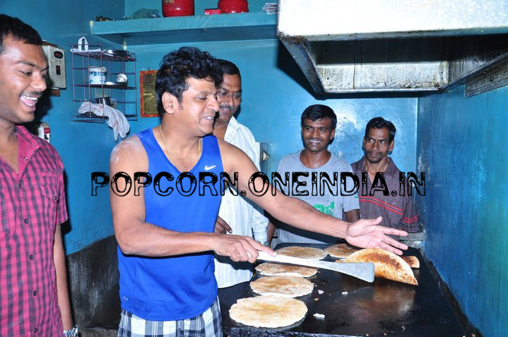 Shivanna in chamrajpet