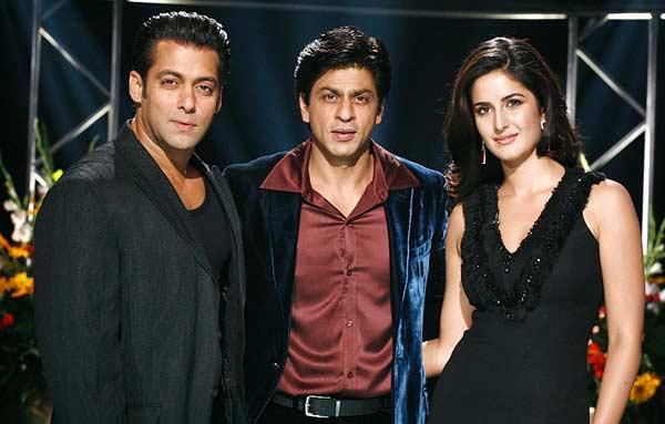Salman | SRK | Katrina