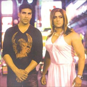 Akshay And Hot Actres