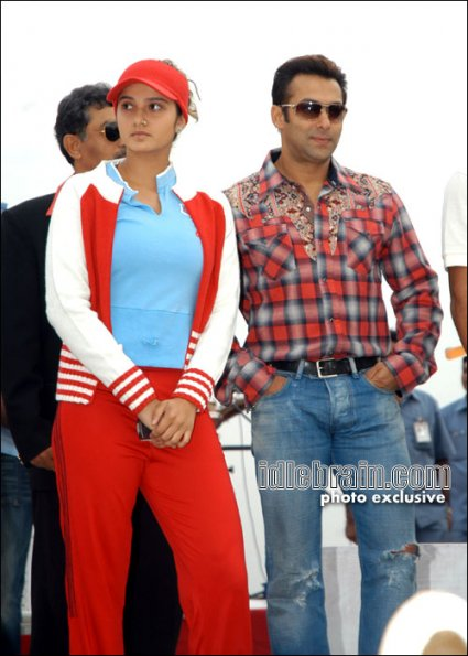 Salman and Sania