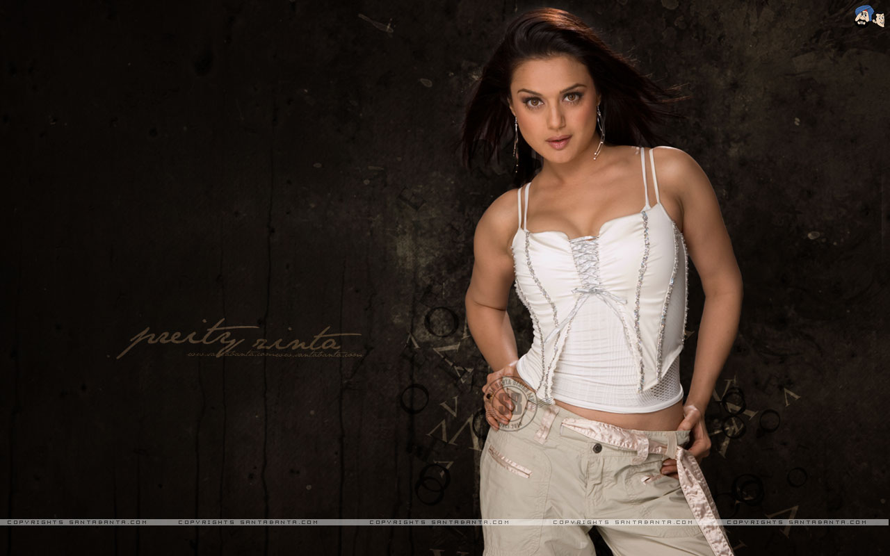 preity is too hot