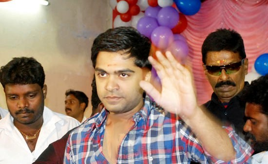 Simu birthday celebration stills