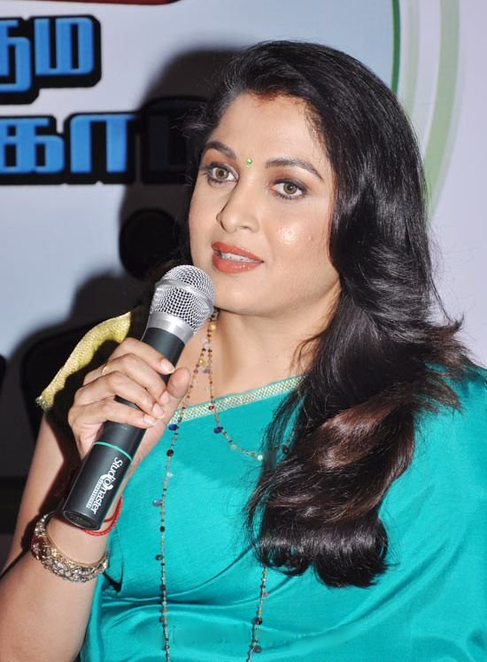 Ramya krishnan latest stills