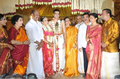 Soundarya Marriage photos