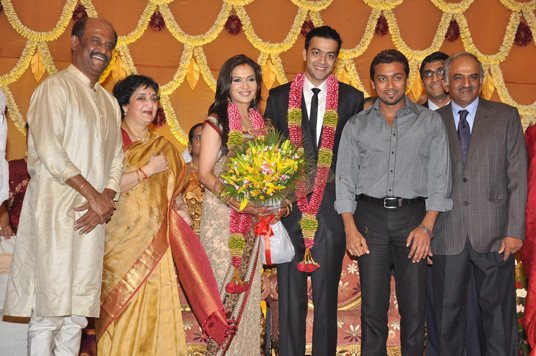 Soundarya reception