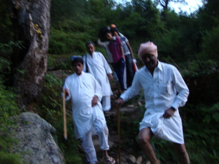 Rajini at Himalayas