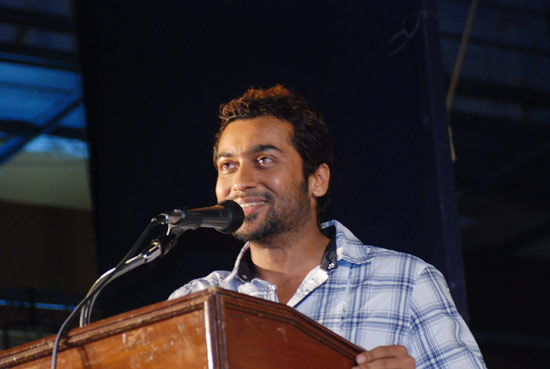 Surya at Vaali 1000