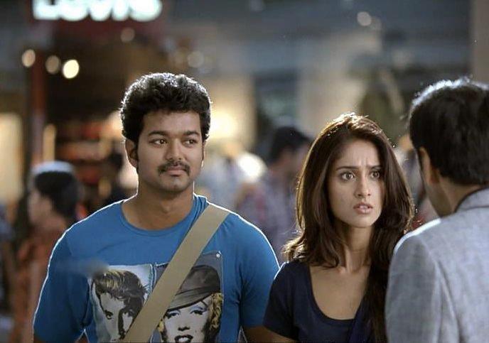 Nanban Vijay & Ileana