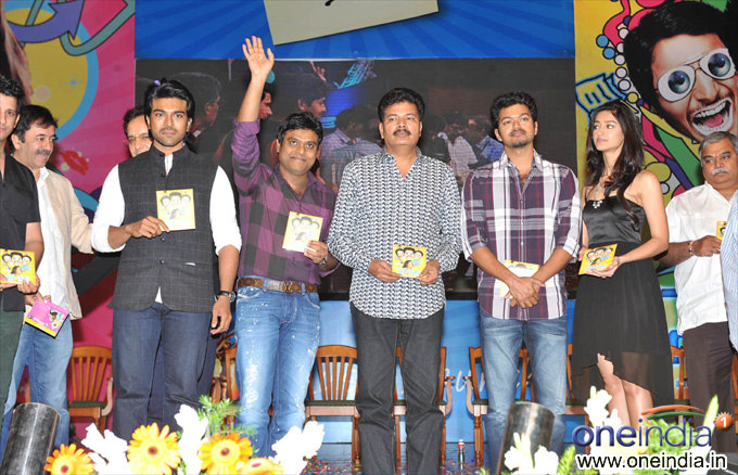 Ram Charan & Vijay