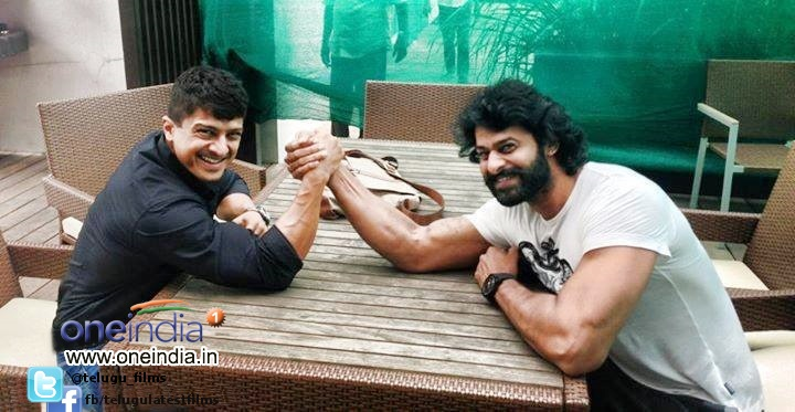 prabhas latest pic