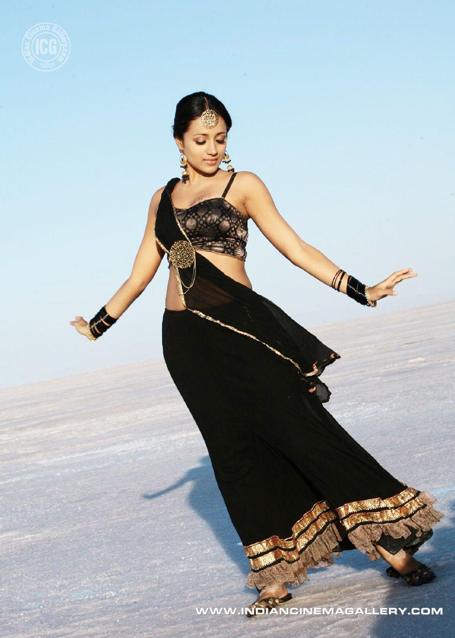 Trisha in Sarvam