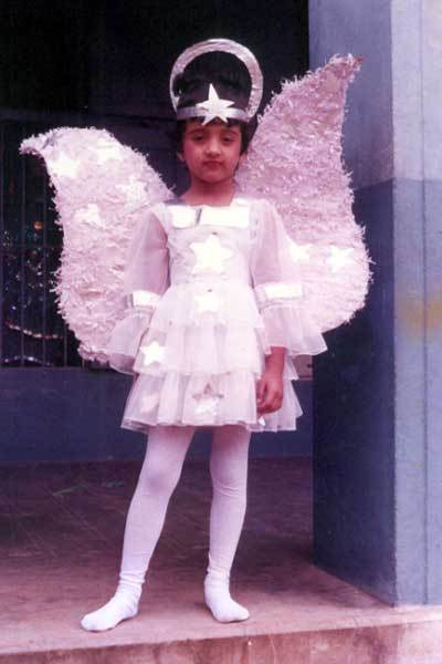 Trisha childhood