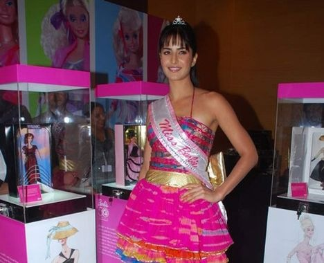 katrina kaif barbie girl