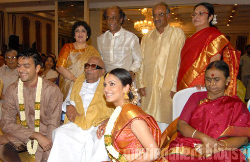 Soundarya Rajinikanth - Ashwin Kumar Engagement Event Gallery