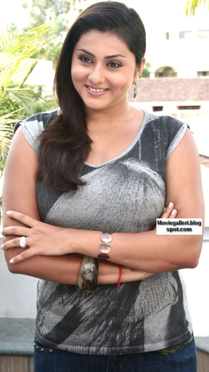 Namitha latest