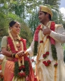 chandan kumar and kavitha gowda engagement pics