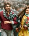 Petta Second look poster with Rajini and simran