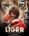 Liger movie first look poster