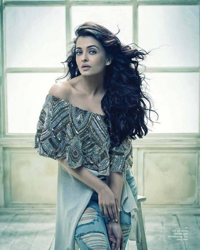 Aishwarya Rai 's Latest Photos