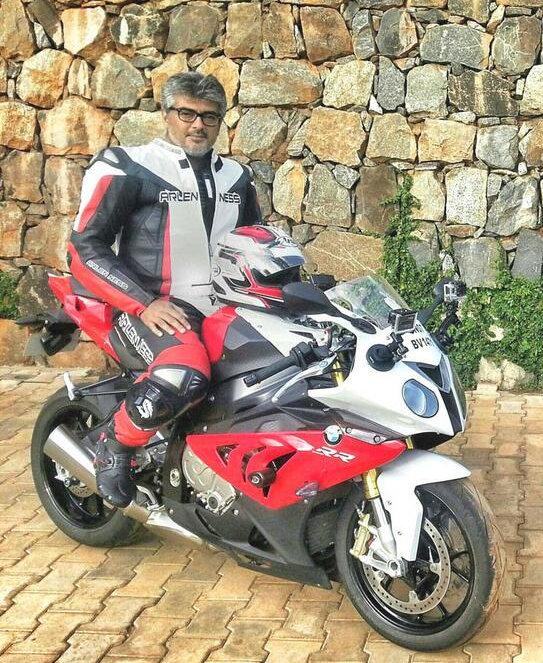 Thala in BMW