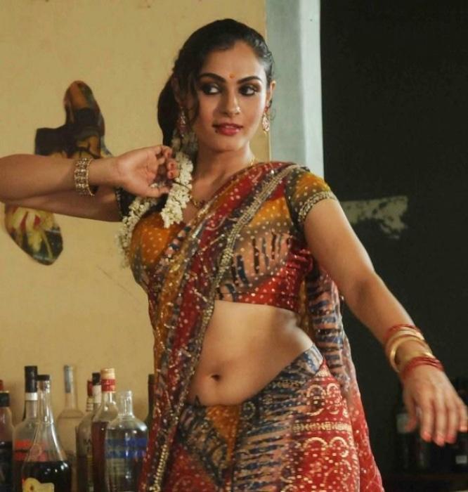 Andrea hot photos from Selvaraghavan movie