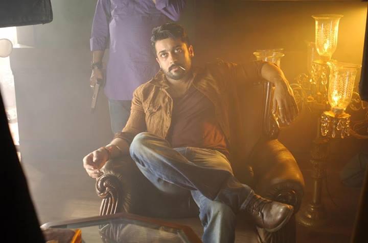 Surya in Anjaan