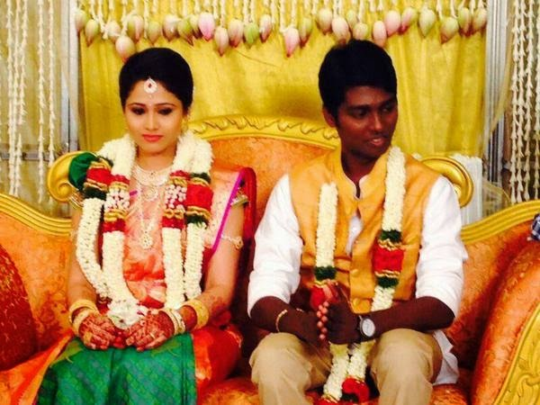 Director Atlee and Actress Priya Engagement Photos