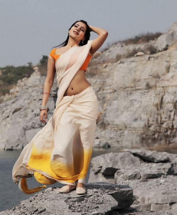 Samantha hot in Autonagar Surya