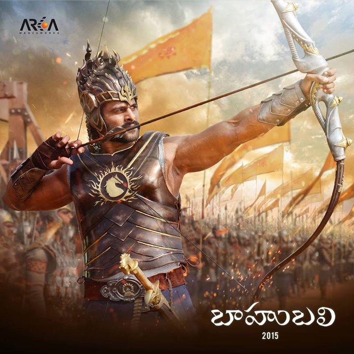 Baahubali latest posters