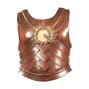 Baahubali Armor - WOW Art