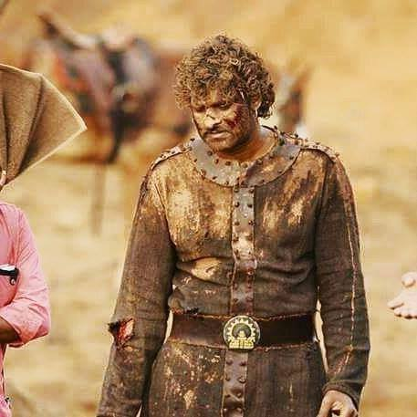 Baahubali working stills