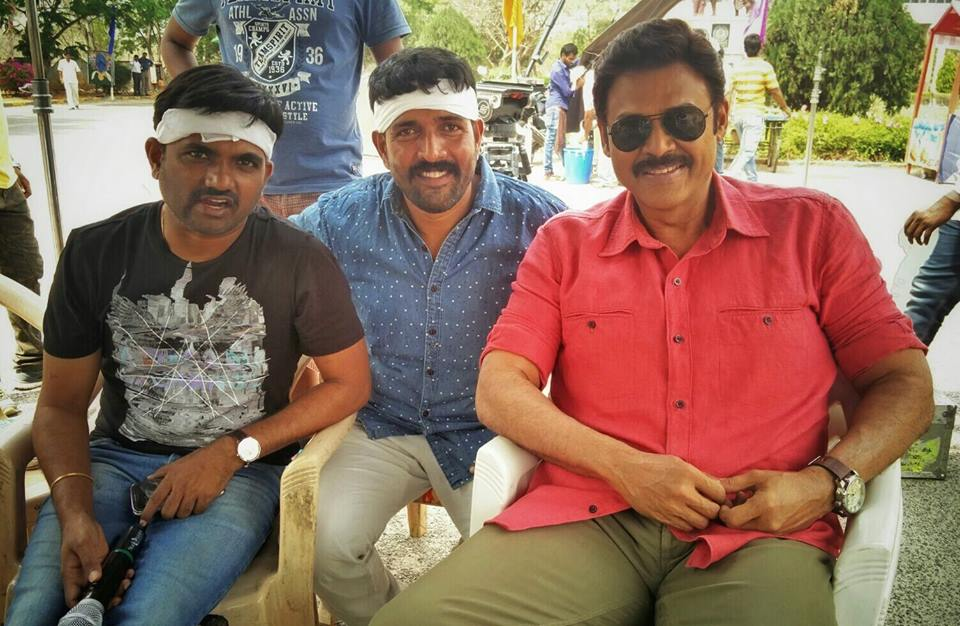 Babu Banagaram movie latest working stills