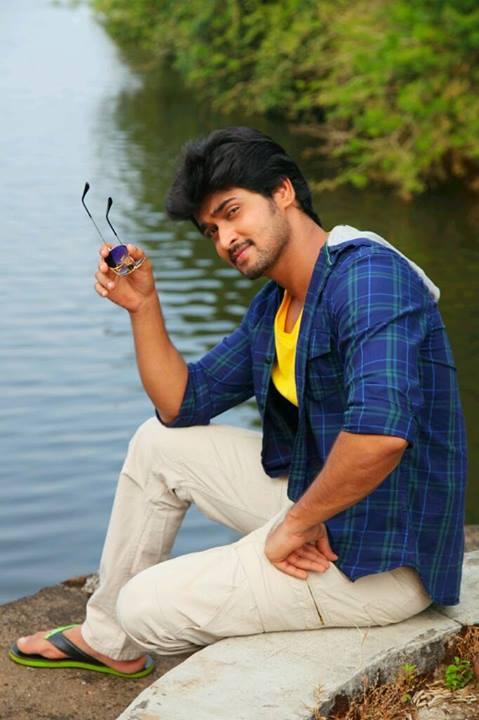 Kannada actor Chandan rare photos