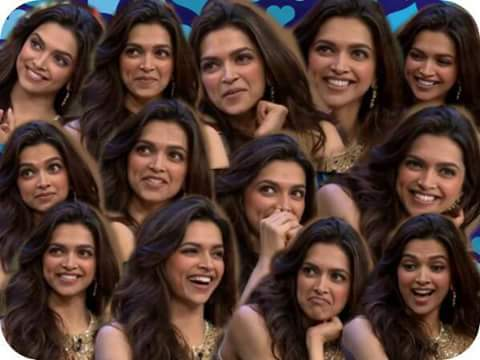 love you Deepika padukone