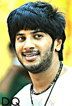 DQ as AJU in Bangalore Days