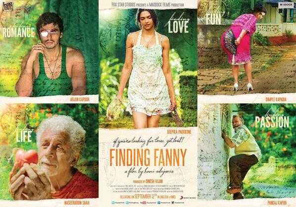 Finding Fanny First look