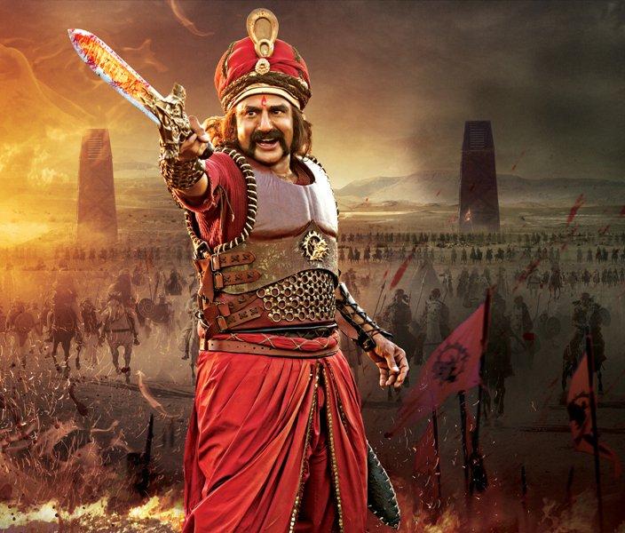 Gautamiputra Satakarni movie latest posters