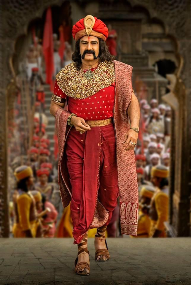 Gautamiputra Satakarni movie latest Photos