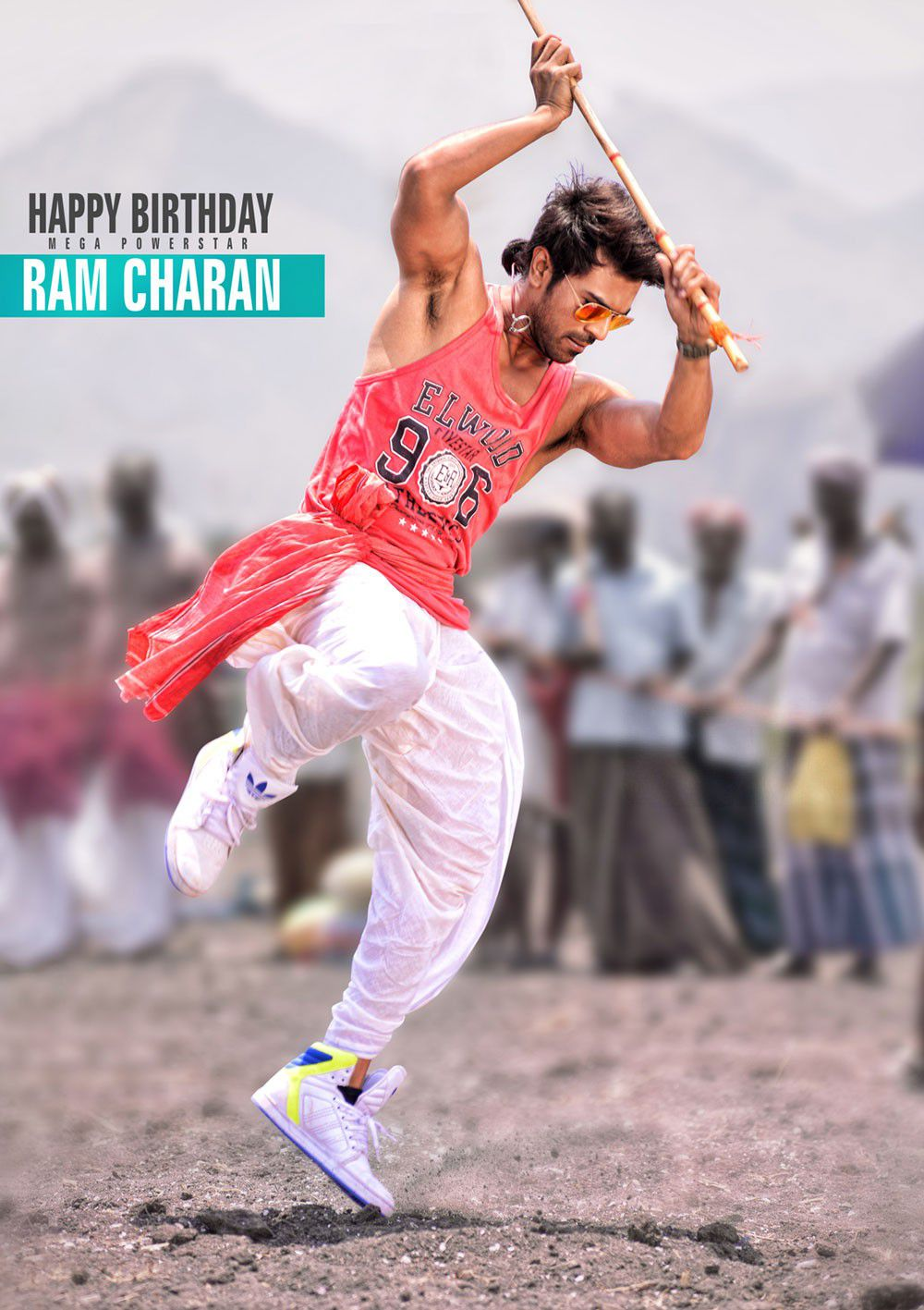 Ram charan in Krishna Vamsi movie