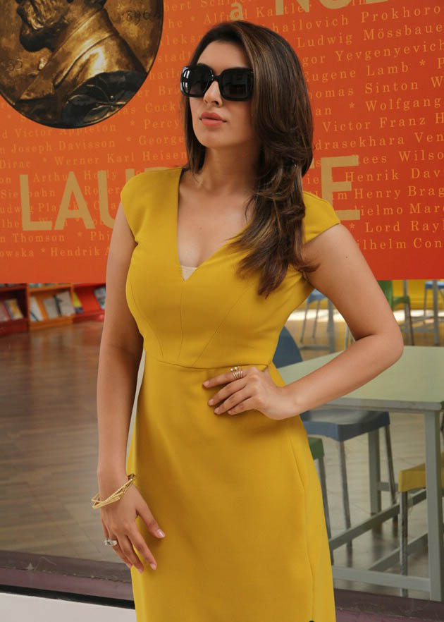 Hansika Motwani latest hot photos
