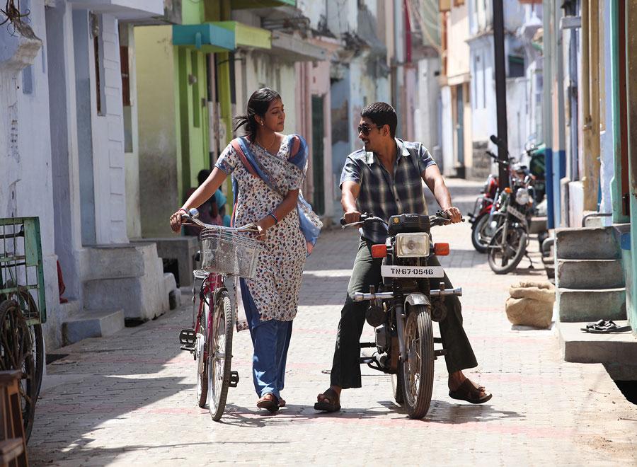 Siddharth & Lakshmi Menon